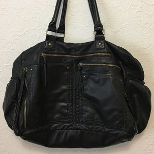 Bueno Bags - Bueno Black Vegan Leather Bag